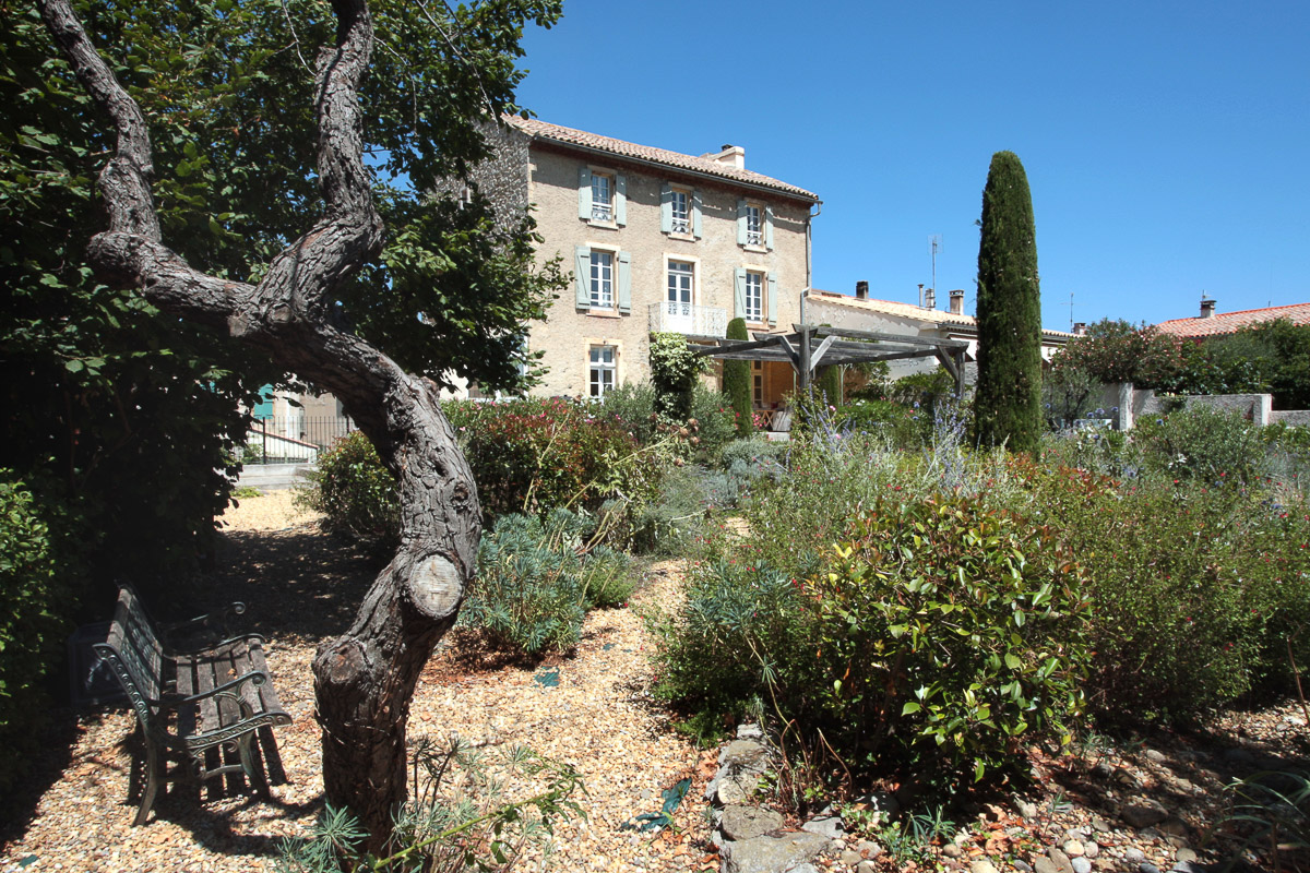 Maison Laurent house and garden